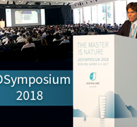 GREAT SUCCESS FOR THE SESSION OF DR. TOMMASO GRANDI AT JDSYMPOSIUM 2018