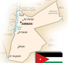 31 MARCH AND 1 APRIL 2017 – COURSE IN AMMAN (JORDAN)